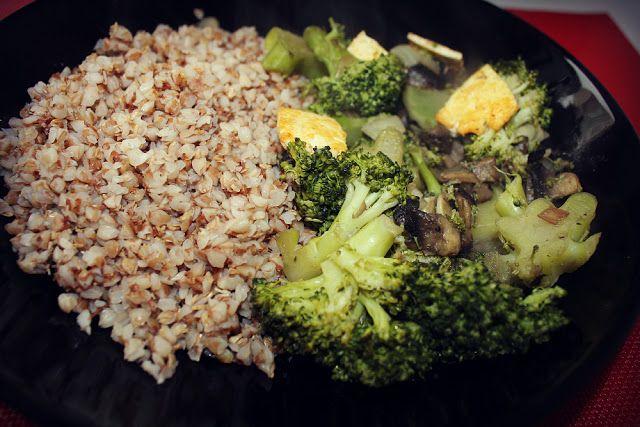Dewii : Brokolice s pohankou