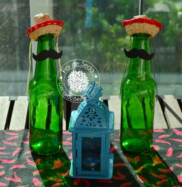 festa mexicana decoração - Google Search