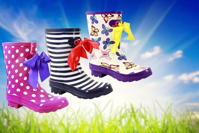 Cotswold Wellies