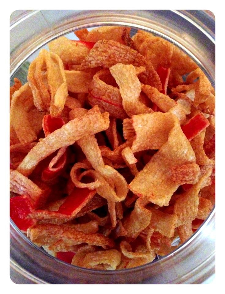 Air fried Crabstick snack for CNY a breeze! Instructions 1. Shred crabstick 2. Toss in a bit of oil 3. Airfry in preheated air fryer at 180 deg c for approximate 10 min or until golden. Note : No n...