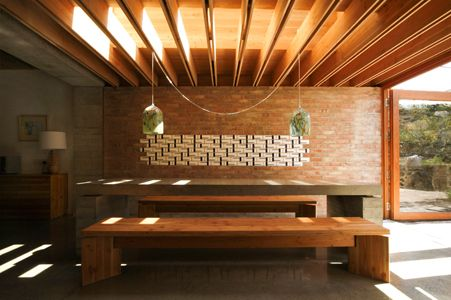 Wood, Bricks, Concrete, Ceramic Tiles by TAKA Architects, Dublin