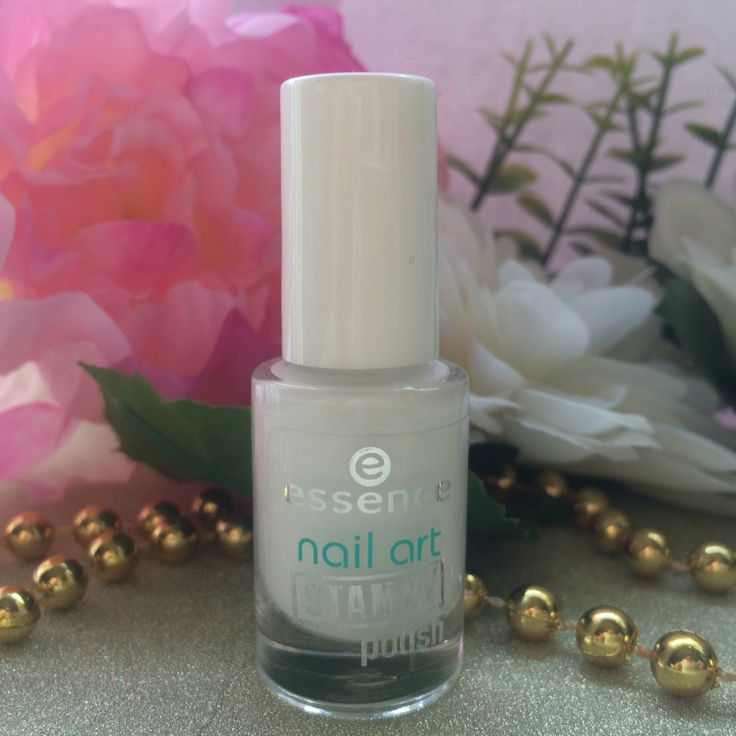 TAKEALOT MINI HAUL - ESSENCE NAIL ART STAMPY POLISH - 01 White – this nail polish is the perfect partner for all stampy set creations. its special formula contains a particularly high concentration of pigments to ensure even more beautiful results. unlimited stampy fun and style guaranteed!