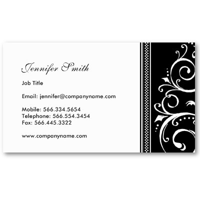 8 best business card examples images on pinterest business cards elegant business cards colourmoves