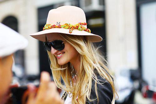 Maison Michele hat