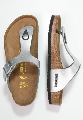 #Birkenstock gizeh infradito silber Argento ad Euro 55.00 in #Birkenstock #Bambini scarpe scarpe aperte