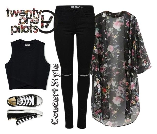 #3 by autumnrosexo on Polyvore featuring Converse