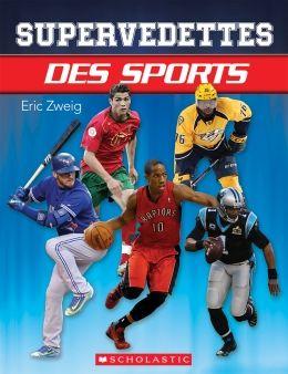 Attention passionnés du hockey, basketball, soccer, football et baseball : ce livre est pour vous! Découvrez vingt joueurs professionnels qui se démarquent dans leur sport. Les profils contiennent des photos en couleurs, des biographies, des statistiques de la saison précédente et des citations d'entrevues. Supervedettes des sports présente les grands joueurs de chaque sport, les joueurs des équipes canadiennes et les joueurs canadiens de chaque ligue.