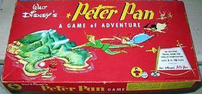 Walt Disney's Peter Pan (board game) – Neverpedia, the Peter Pan wiki
