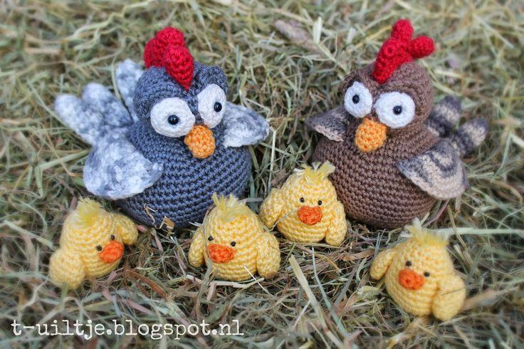 't Uiltje: Klaar voor Pasen!