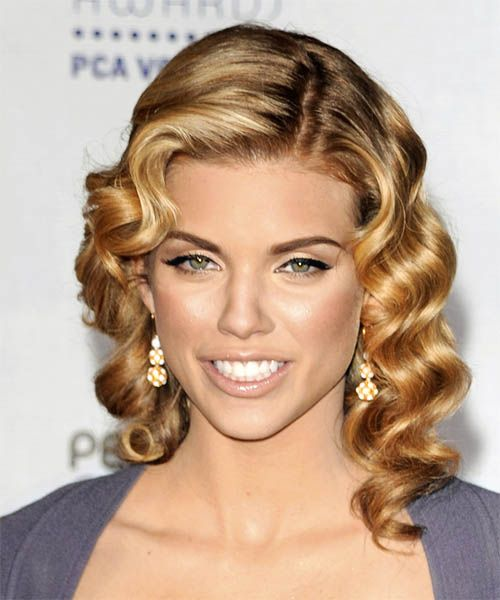 Old Hollywood Updos Celebrity Vintage Hairstyles