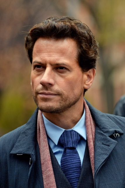 "Ioan Gruffudd on ABC's ""Forever"""