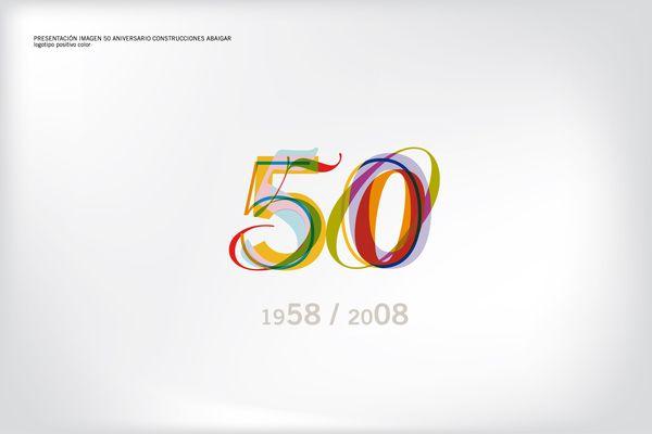 ABAIGAR, 50 años no es nada. 50 years is nothing by Juan Carlos Parra, via Behance