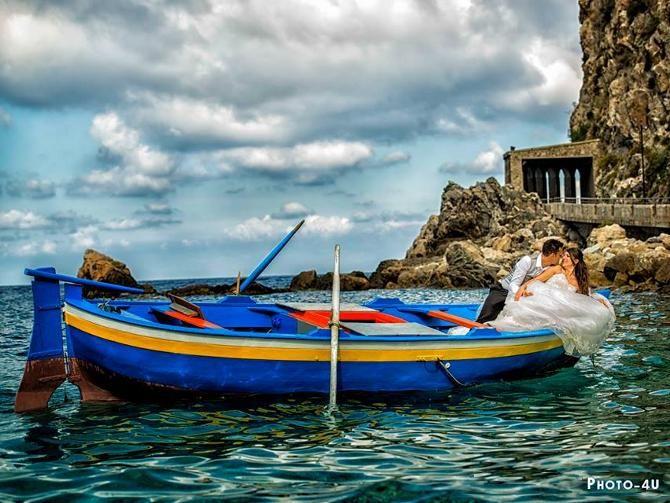 #Matrimonio in #Calabria al #Mare