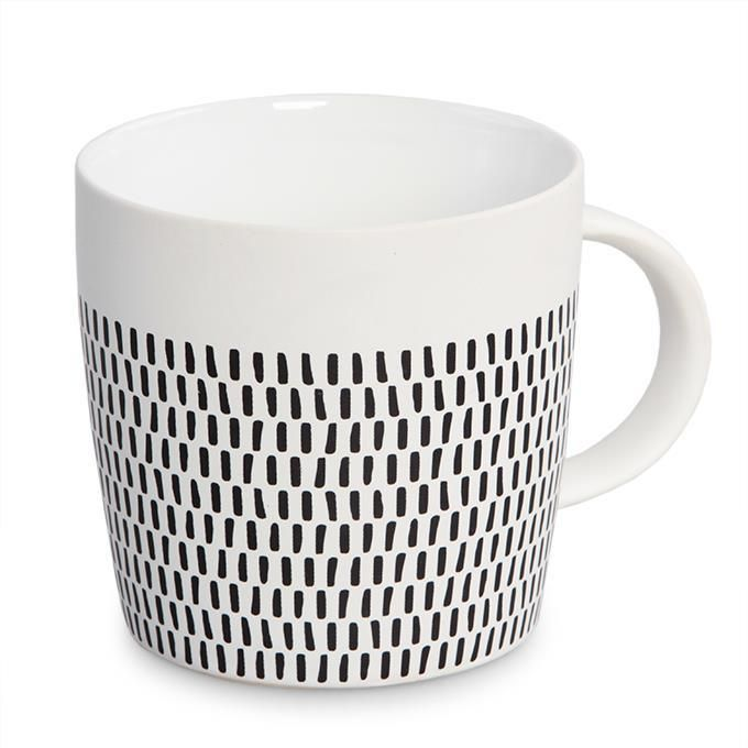 MOSAICS CERAMICS S EFEKTNÍ VNĚJŠÍ MATNOU GLAZUROU zdobenou nepravidelným motivem.Celkově tato keramika působí moderním