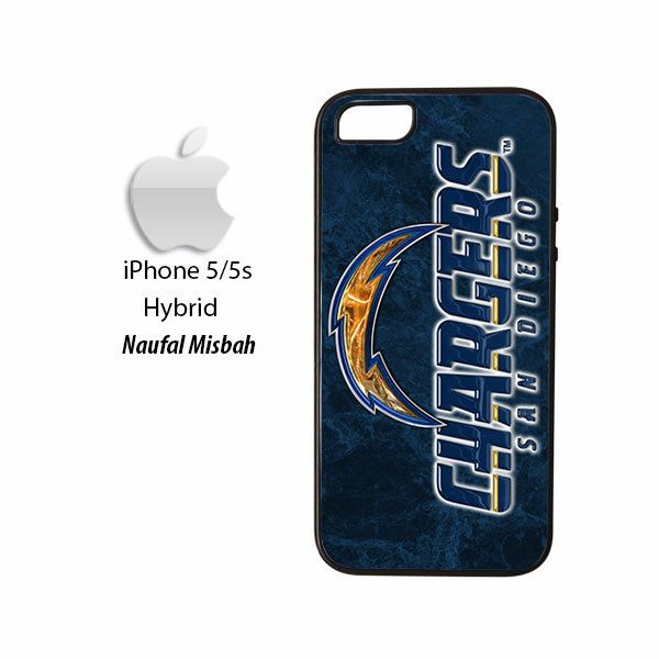 San Diego Chargers #2 iPhone 5/5s HYBRID Case Cover