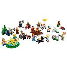 LEGO City - Diversão no Parque: Pack de Pessoas da Cidade