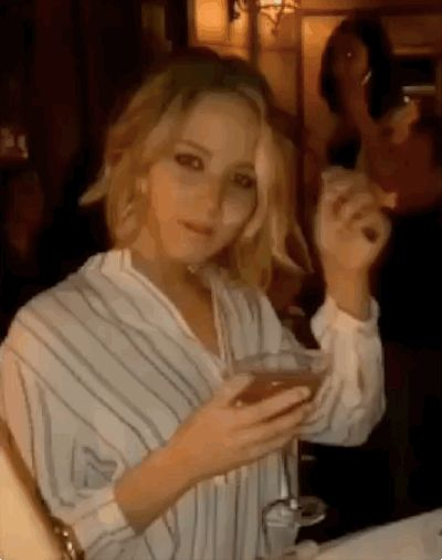 25 Jennifer Lawrence GIFs that prove she's the BFF you've always wanted