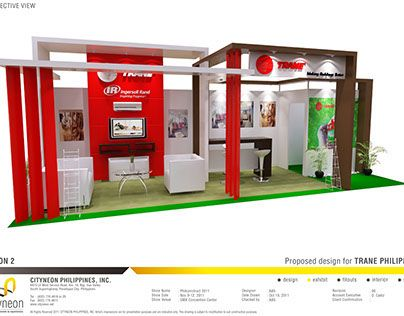 Check out this @Behance project: \u201cTrane Philippines (Philconstruct 2011)\u201d https://www.behance.net/gallery/29718953/Trane-Philippines-(Philconstruct-2011)