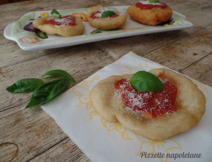 Pizzette+napoletane