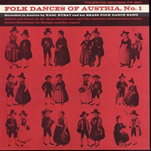 Folk Dances of Austria, Vol. 1 [CD]
