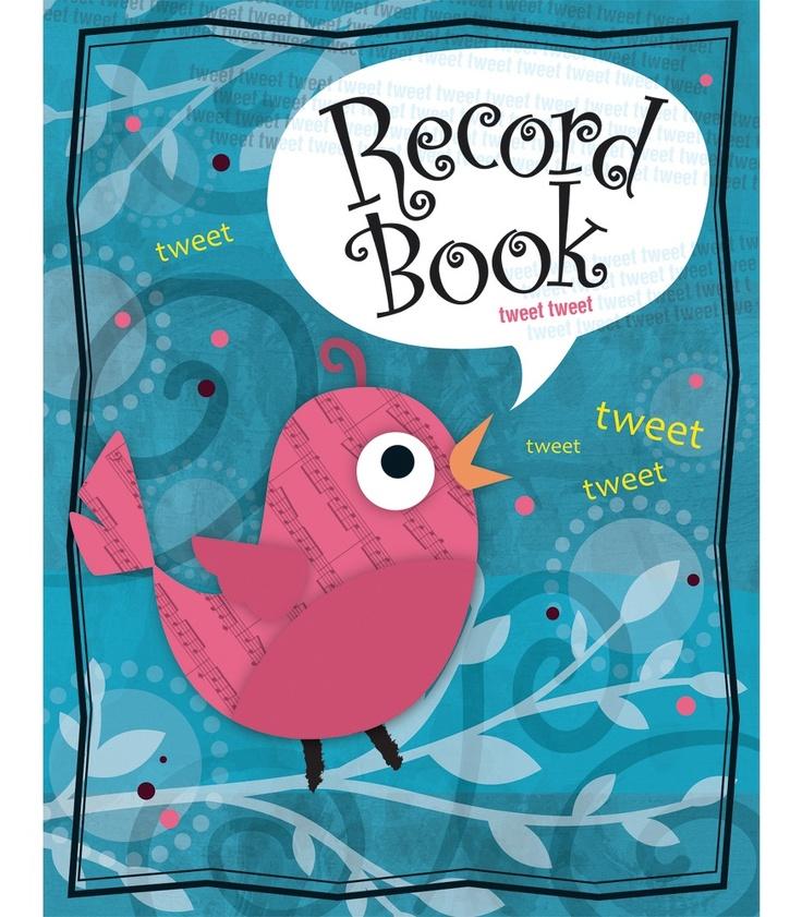 #CDWishList Record Book Record / Plan Book - Carson Dellosa Publishing Education Supplies