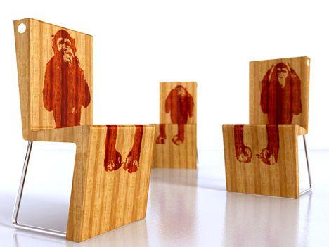 Bambusmöbel von Union Elemental
