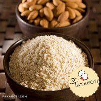Almond powder seringkali digunakan dalam proses membuat cake, sebagai pengganti tepung terigu karena dapat berfungsi sebagai perisa dan aroma #BakersPedia