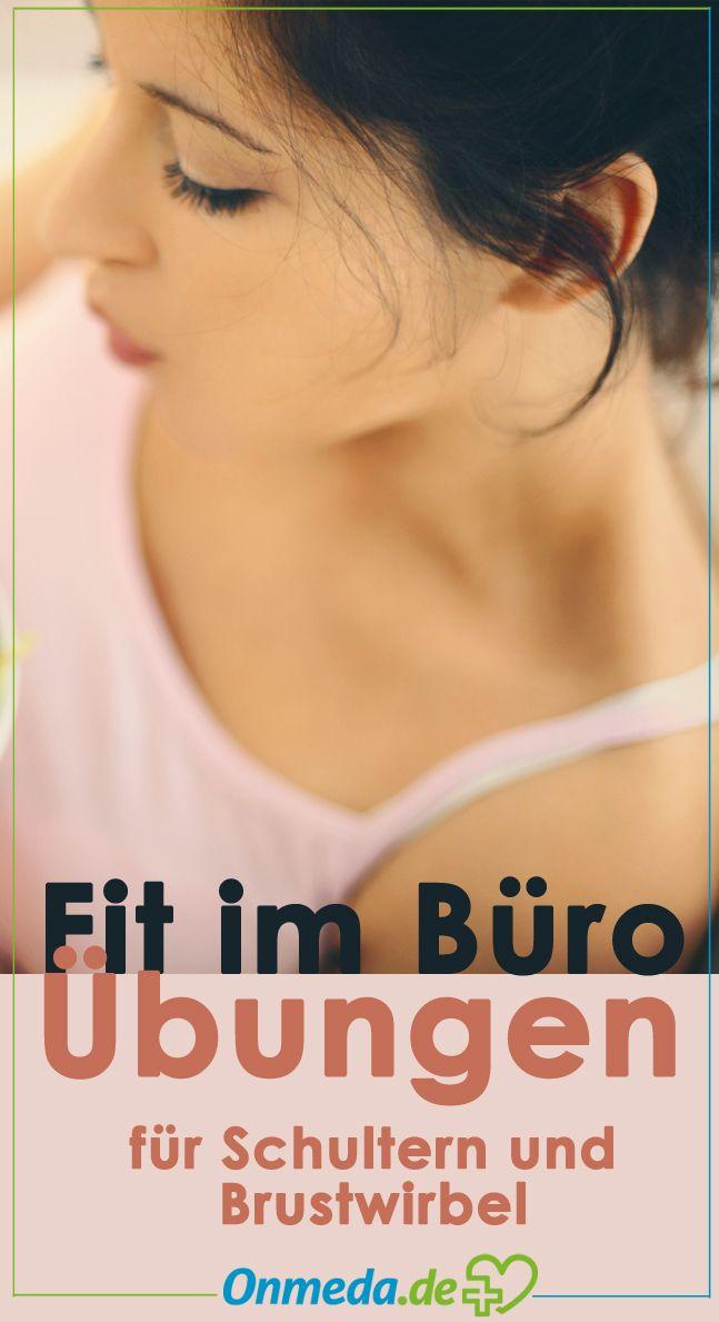 Fit im Büro: Übungen für Schultern und Brustwirbel  (Bildquelle: istock)