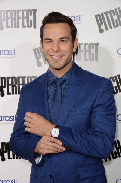 If you watched Pitch Perfect and didn't fall in love with Skylar Astin, you're not doing it right.