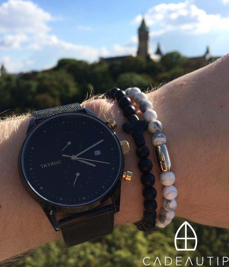 Armato and Tayroc teamed up! #bracelets #watches #armbanden #horloges #sieraden #tayroc #armato #mensfashion