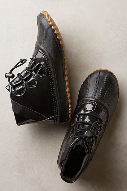 sorel out 'n about ankle boots - obsessed. #anthrofave