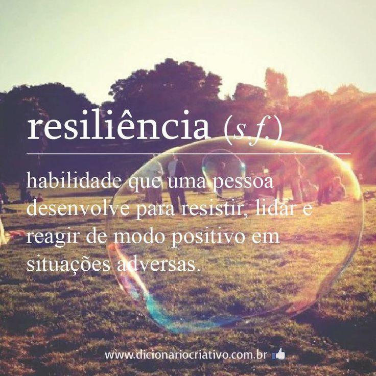 Resiliência                                                       …