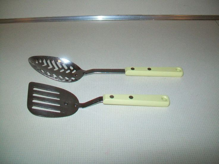 17 Best Images About Vintage Ekcoline A Amp J Kitchen Utensils