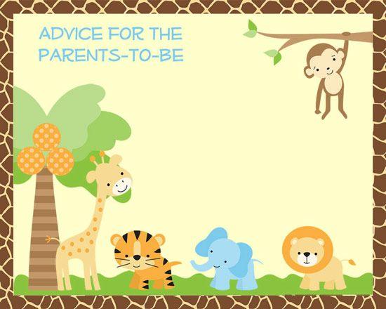 160 Homemade baby shower invitation