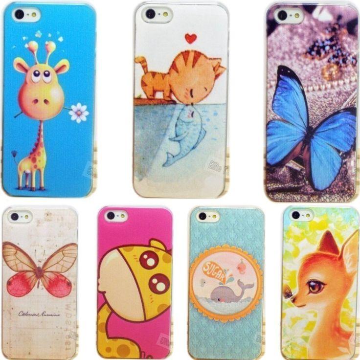 nieuwe aankomst gevallen cartoon dieren foto bedrukte cover voor iPhone 5 iPhone 5s 5g geval shell voor Apple iphone5/5s telefoon zak/bags in geval informatie:1) voor de iPhone 5 5s case/cover/shell2) materiaal: plastic met geschilderde3) 100% gloednieuwe van telefoon zakken en koffers op AliExpress.com | Alibaba Groep
