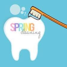 Is it time for your dental spring cleaning?