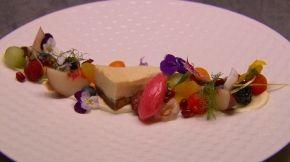 Masterchef Australia   Lemon ricotta cheesecake
