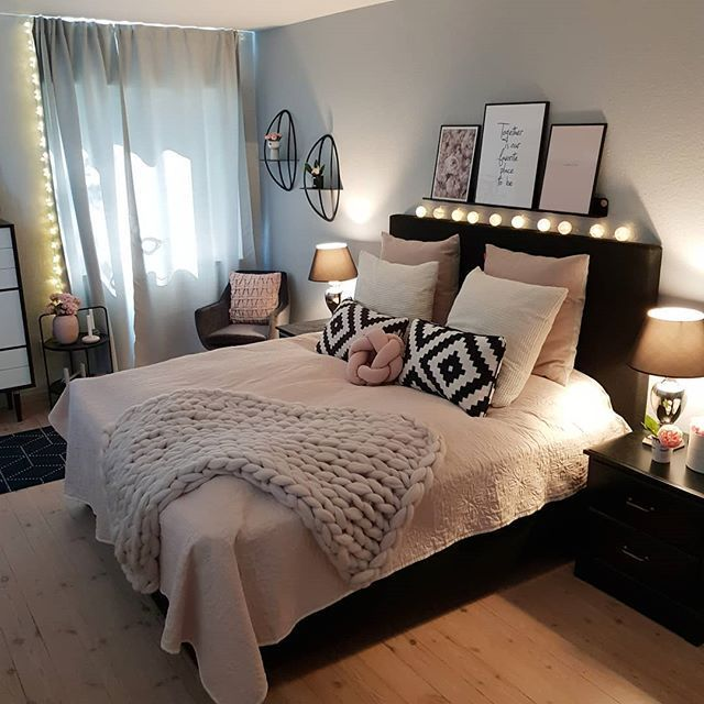53 Cute Teenage Girl Bedroom Ideas For Small Rooms That Will Blow Your Mind The Key To Successful Bedro Cozy Home Decorating Bedroom Decor Cute Bedroom Ideas