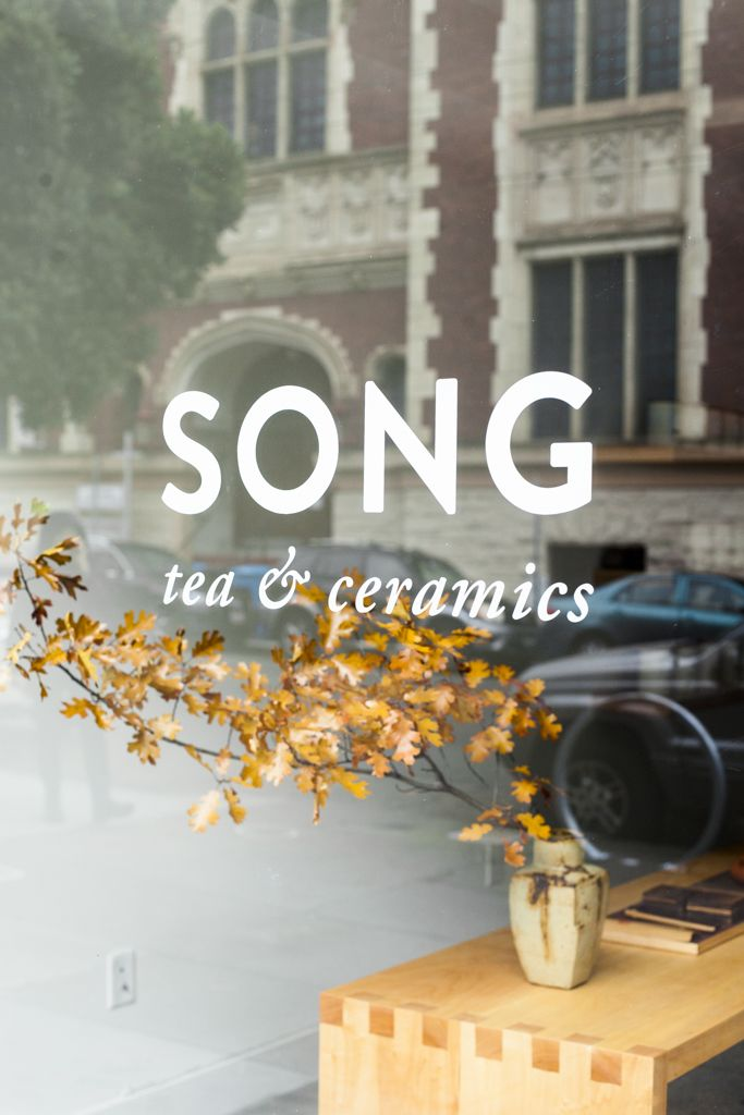 San Francisco: Song Tea & Ceramics - Kinfolk