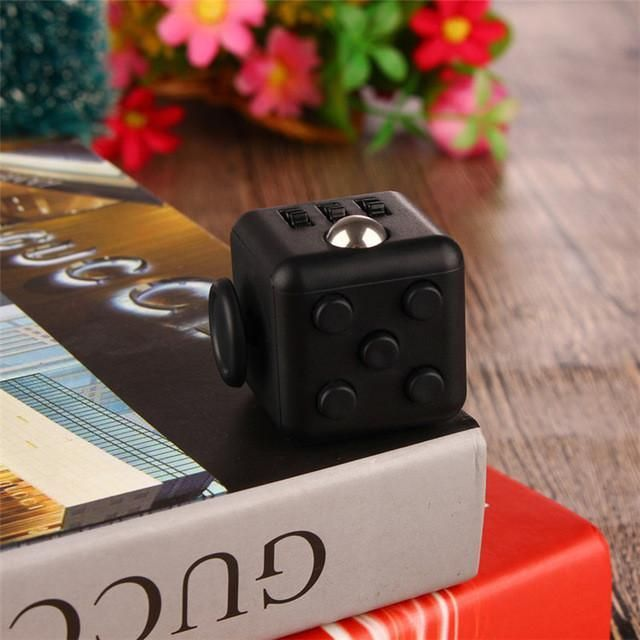 Fidget Cube Toys 11 Style Original Quality Puzzles & Magic Cubes Anti Stress Reliever for Children and Adults