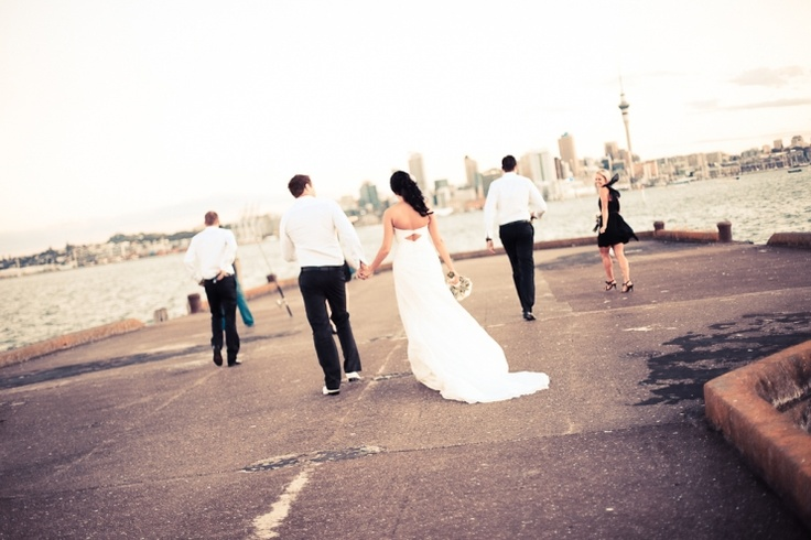 Nichola & Brad, Auckland New Zealand » Blush Wedding Photography .co.nz