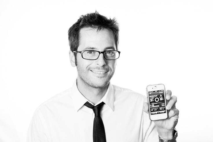 Javier Guillén recogió el premio a la mejor app española de 2012 por GOW