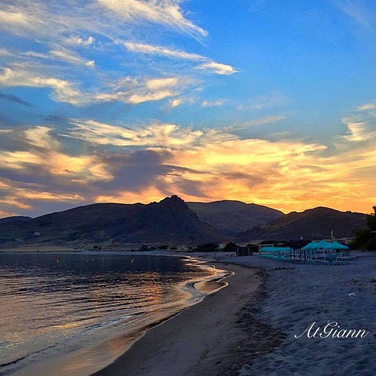 Παραλία Εβγάτης | Λήμνος  Φωτό: Anastasia T Giannakis
