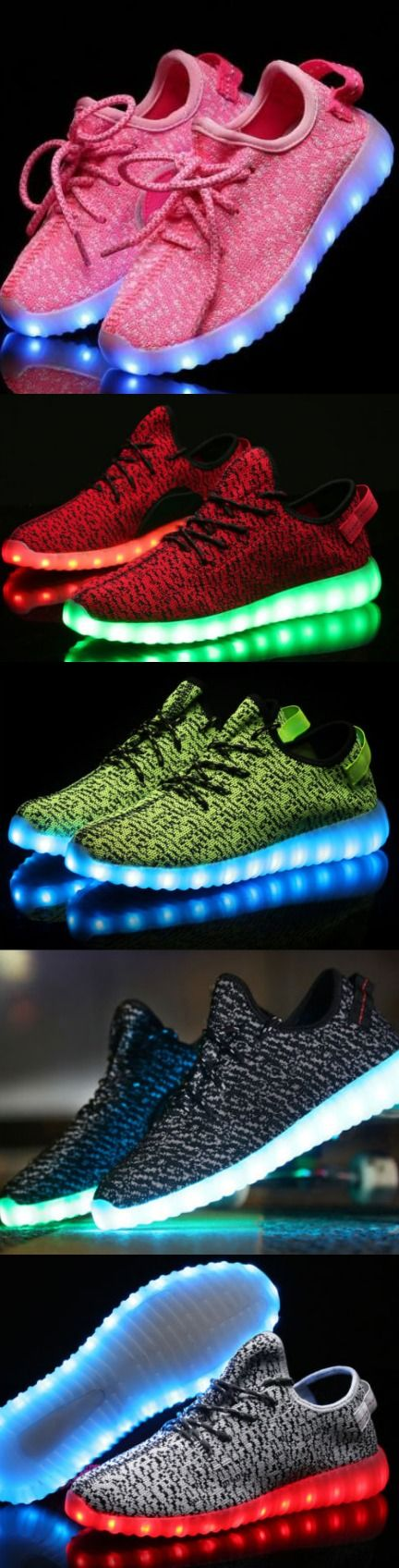 Glow Kicks! Click The Image To Buy It Now or Tag Someone You Want To Buy This For. #glowkicks