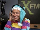 Xfm DJ Lliana Bird is supporting our Pyjama Party campaign in her onesie, courtesy of Funzees.
