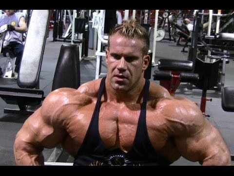 James Grage: How To Build a Massive Chest with 4x Mr Olympia Jay Cutler