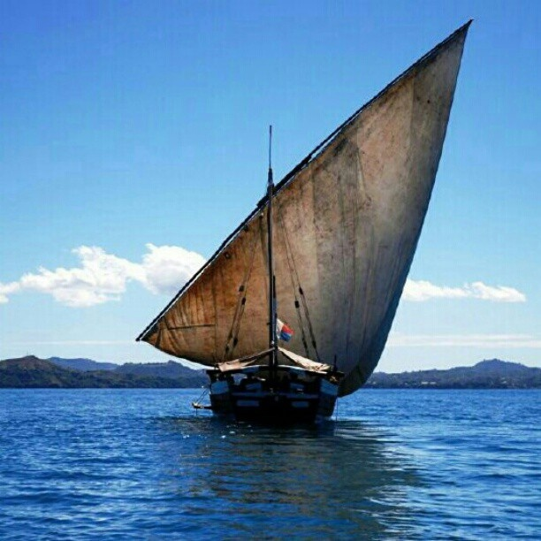 Navigando in Madagascar