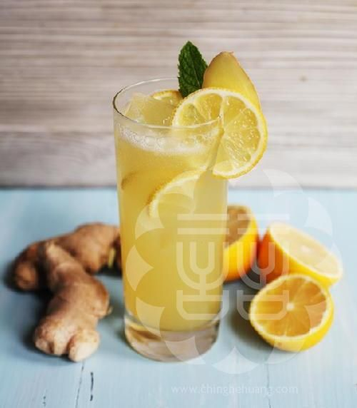 LEMON, GINGER AND CAYENNE COOLER - Ching-He Huang Chinese Cooking