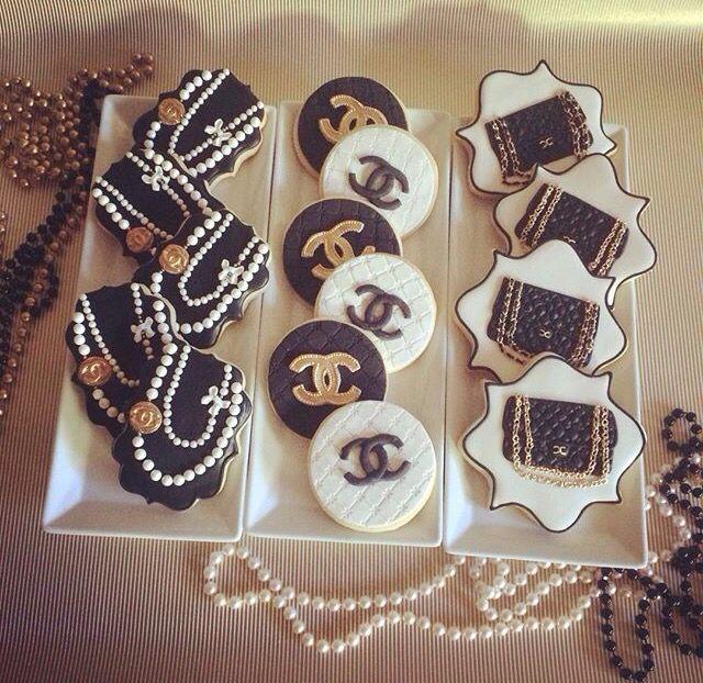 Coco Chanel ♡♥Party Ideas