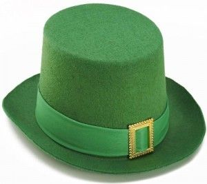 Forum St. Patrick's Day Costume Party Accessory, Green, One Size